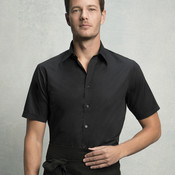 Men's Short Sleeve Bar Shirt